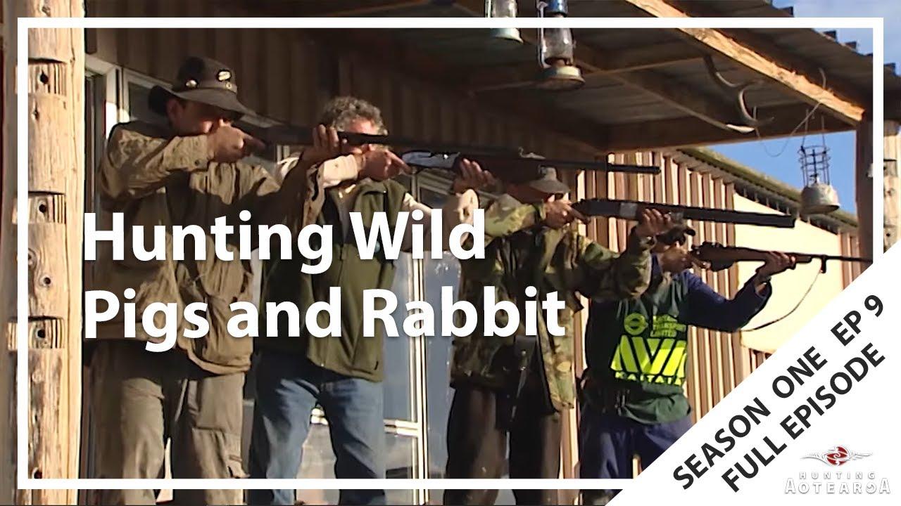 Hunting Aotearoa S01E09 – Far North Wild Pigs and Rabbit