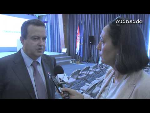 Ivica Dacic Interview