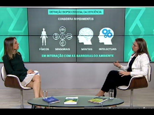Acessibilidade é meta de modelo de avaliação de deficiência da ONU, explica professora