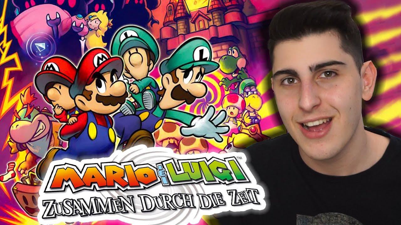 Marios Zeitreise - Ein Fehlerhaftes Erlebnis | FireBro