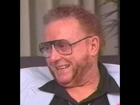 Ed Shaughnessy part 1 Interview by Monk Rowe - 9/1/1995 - Los Angeles, CA