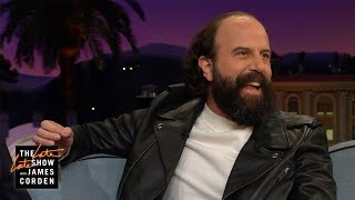 Brett Gelman Explains Zaddys & Jaddys to James Corden