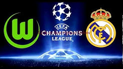 Live Stream Real Madrid – Wolfsburg HD 12/04/2016 Champions League