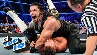 top 10 smackdown live moments wwe top 10 august 13 2019