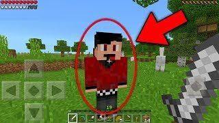 RAGEELIXIR TROLLED ME in Minecraft Pocket Edition