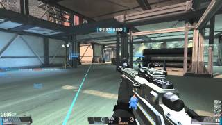 Blacklight Retribution | Sniping 40-2 CTF
