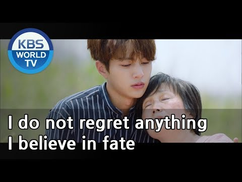 I do not regret anything. I believe in fate. [Angel's Last Mission: Love | 단 하나의 사랑 / ENG] from YouTube · Duration:  5 minutes 54 seconds