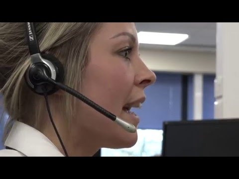 Working in TVP's Enquiry Centre