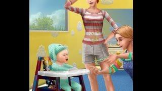 Comment s'occuper d'un bébé sur les Sims FreePlay -