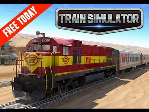 Train Simulator by i Games -  Google Play HD Trailer!