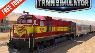 Train Simulator by i Games Google Play HD Trailer!