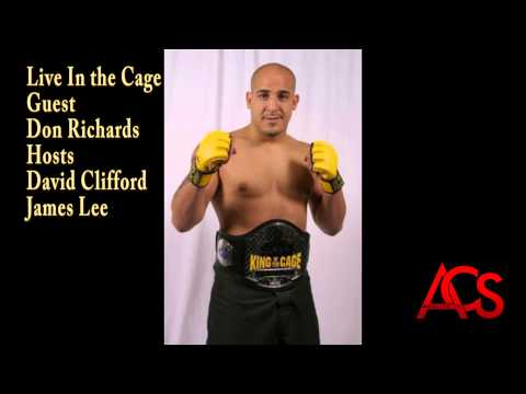 Live in the Cage A Discussion with Don Richard and James Lee Valid Coaching 2