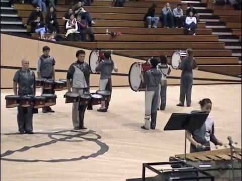 Drumline - Mission Viejo High School  2002-03-30 Performance