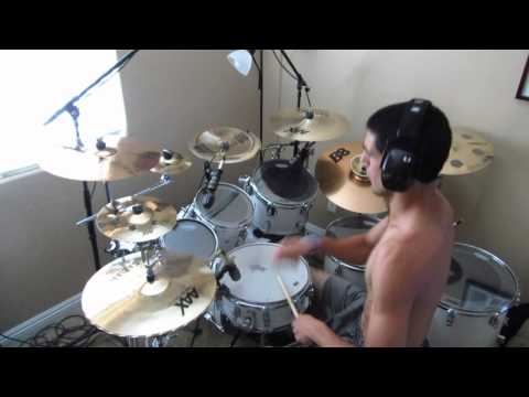 This Conversation Is Over by Alesana: Drum Cover by Joeym71