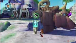 Crash: Mind over Mutant - Gameplay PSP HD 720P (Playstation Portable)