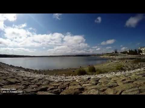 Some 4K Footage of Shorabil Lake and Heyran (Ardabil, IRAN)