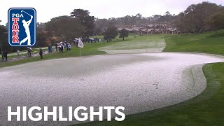 Highlights | Round 4 | AT&T Pebble Beach 2019