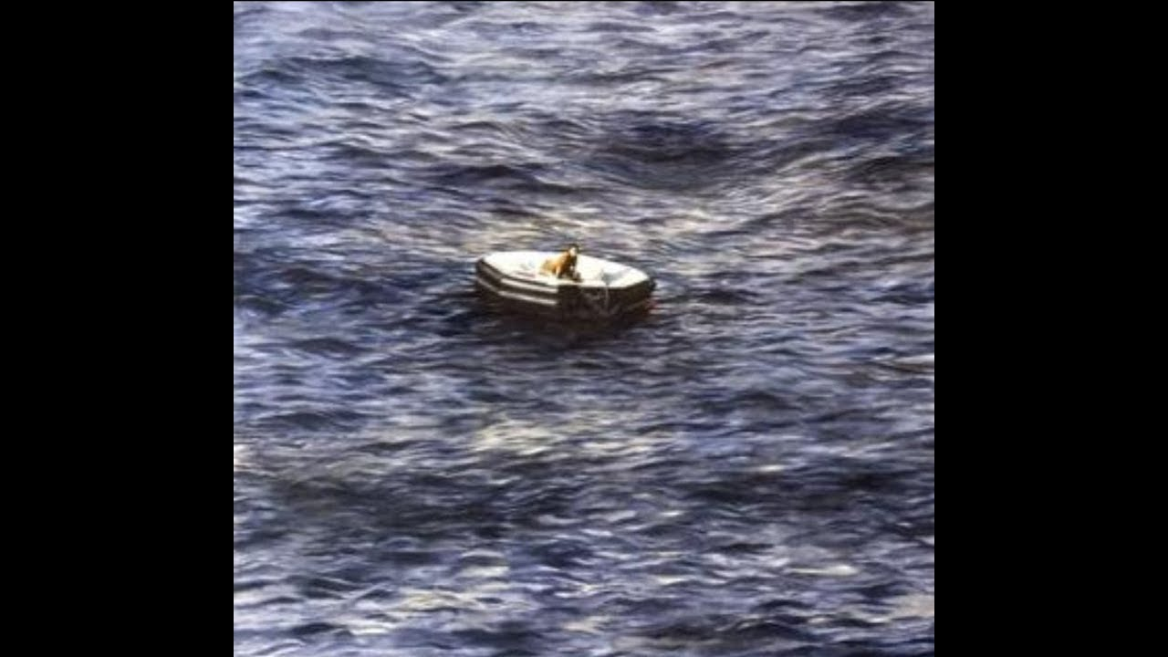 Little Girl Was Found At Sea Alone In 1961 She Was Lost After