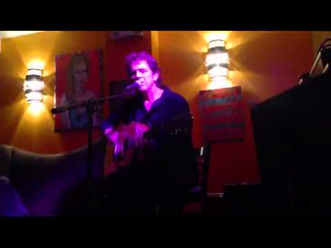 Acoustic version of Gravity performed live at the Path Cafe NYC  Nov 19, 2013