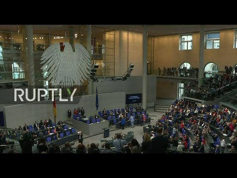LIVE: Bundestag votes on marriage equality in Germany