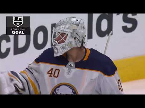 Buffalo Sabres vs Los Angeles Kings - October 14, 2017 | Game Highlights | NHL 2017/18