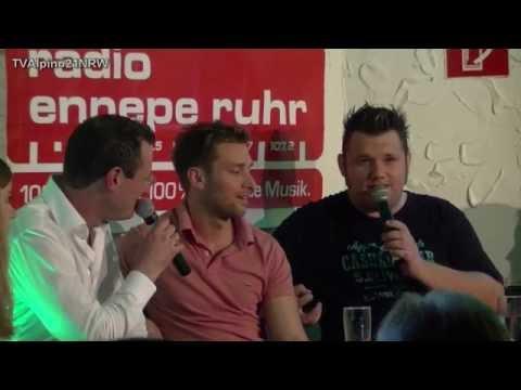 Philipp Kersting - Alles Ist gut Radio Ennepe Ruhr Talk am gleis mit Tom Hoppe 30.6.2012