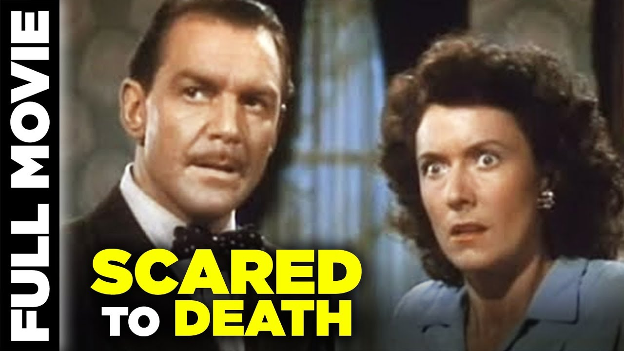 Scared to Death (1947) BELA LUGOSI | Full English Movies | Classic