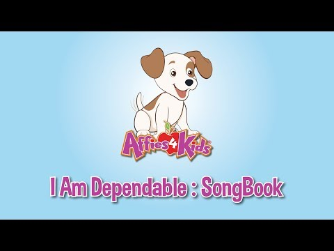 I Am Dependable: Teaching Children the importance of being dependable