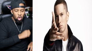 Famous Rappers On Why Eminem Is The Greatest Of All Time - REACTION