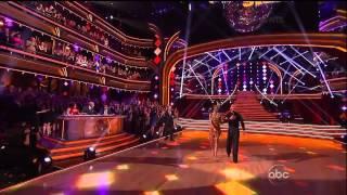 Zendaya & Val - Taniec z gwiazdami - tydzień 2 - Jive