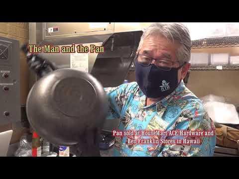 KTA's The Man and the Pan - Stir Fry Recipe