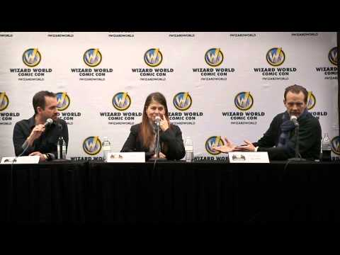 Linda Hamilton & Michael Biehn Q&A at Comic Con