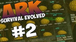 ARK: Survival Evolved - Golden Treats! - #2
