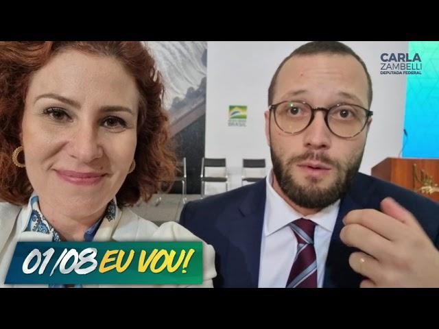 """sddefault SOCIEDADE """"O Brasil vai parar"""": Multidão se mobiliza para """"Megamanifestação"""" em defesa do voto auditável (veja o vídeo)"""