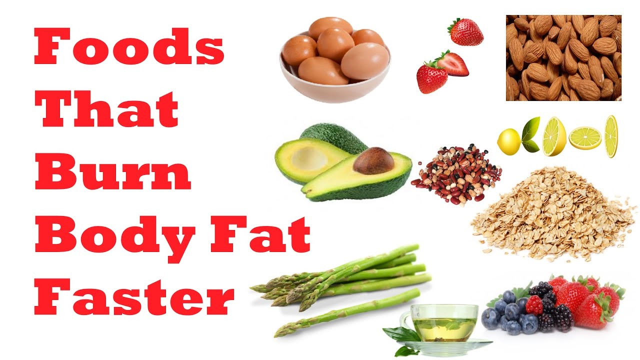 Foods That Eat Fat Fast