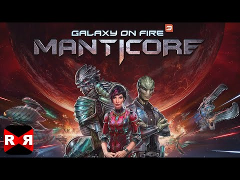 Galaxy on Fire 3 - Manticore (By FISHLABS) - iOS / Android - Gameplay Video