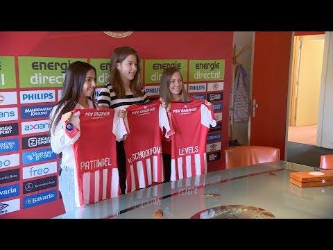 Drie aanwinsten voor PSV Vrouwen