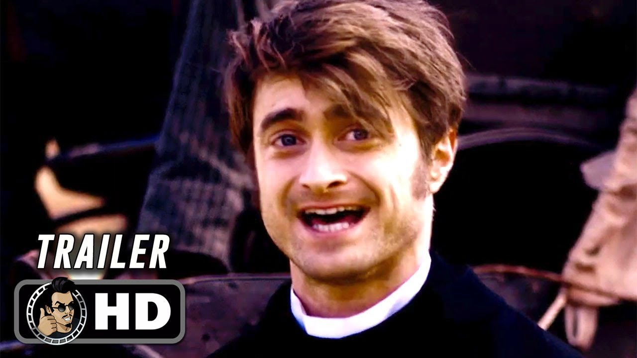 MIRACLE WORKERS OREGON TRAIL Official Teaser Trailer HD Daniel  Radcliffe, Steve Buscemi