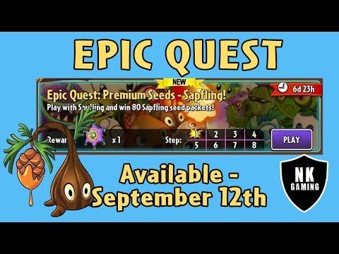 PvZ 2 - Epic Quest - Marathon - Subscribe NOW!!!