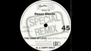 "ABC - The Look Of Love (12"" Special Remix)"