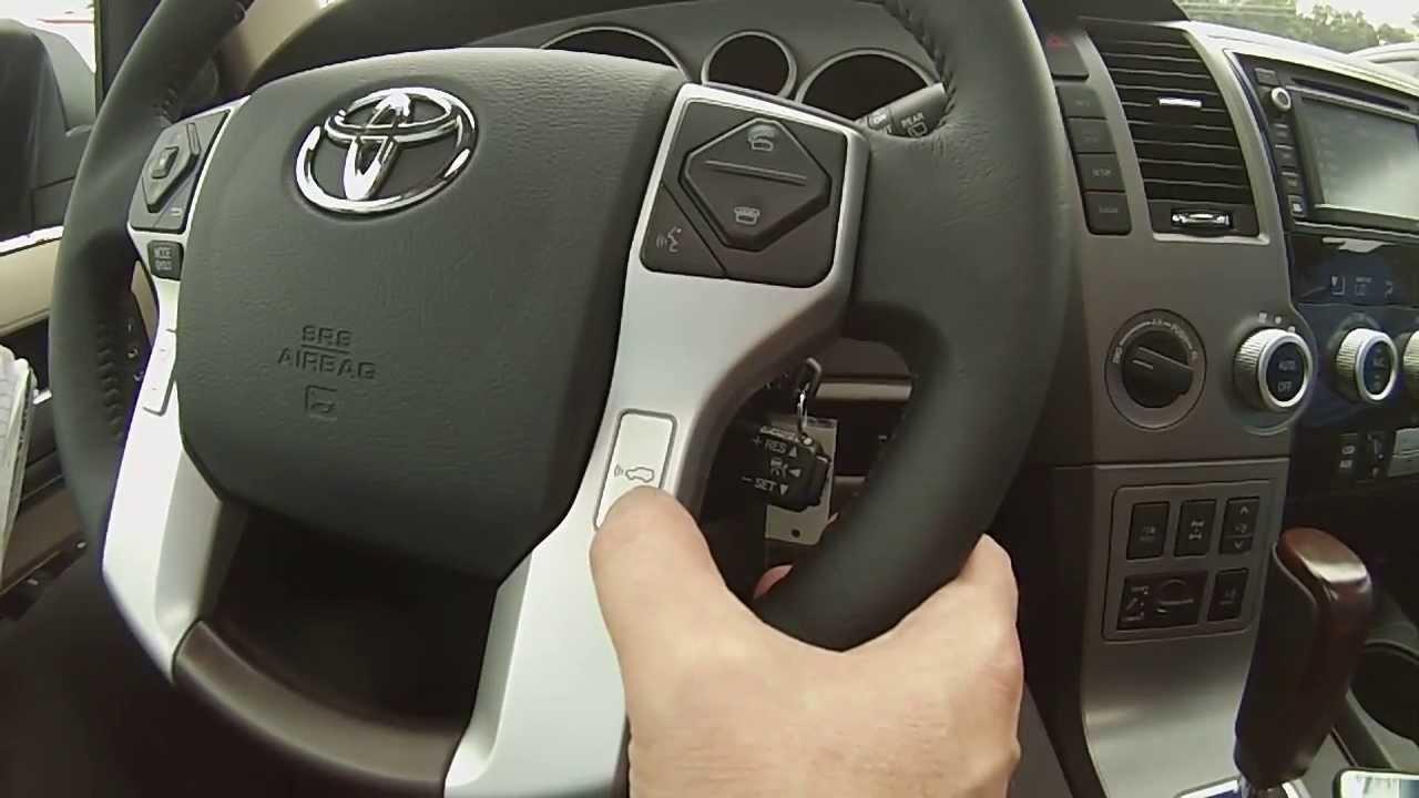 cruise control prius 2013