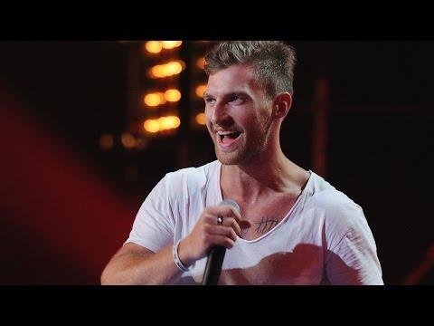 """The Voice of Poland VI - Maciej Grenda  - """"Stolen Dance' - Przesłuchania w ciemno"""