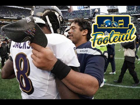 Le Footeuil - Lamar Jackson ou Russell Wilson ?