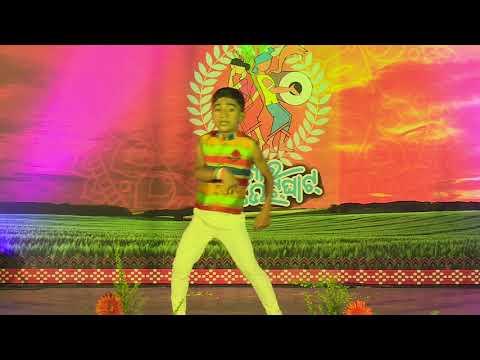 Contemporary, B Boying & Sambalpuri Dance Mix By Adwit