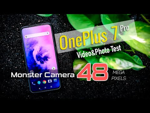 OnePlus 7Pro Camera Review - Monster Camera 48MP OnePlus 7Pro