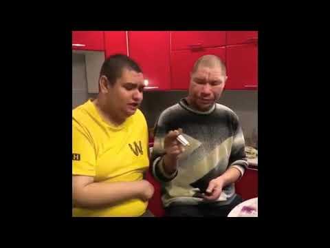 Монгол и Гительман курят 7 сигарет