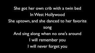 G Eazy Remember You ft. Blackbear Lyric Video