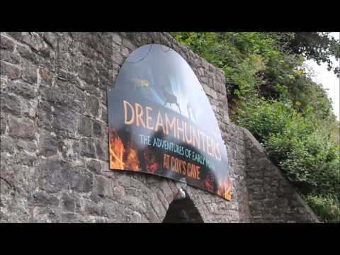 Cheddar Gorge & Caves + The Cheddar Cheese Company Tour Trip#3 part 1