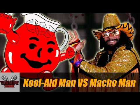 KOOL-AID MAN VS MACHO MAN | DEATH BATTLE Cast