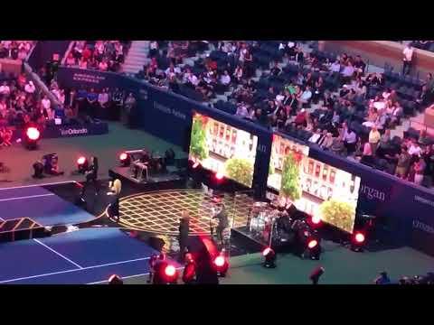 US Open 2017 | Opening Night Ceremony |...